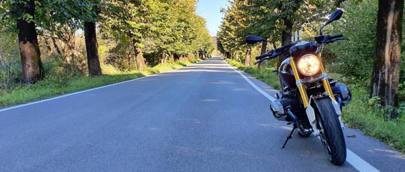 Con la moto a Cremona e dintorni
