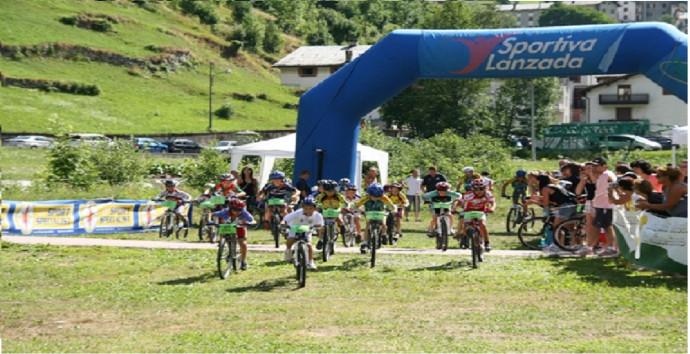 8° trofeo Valmalenco di mountain bike