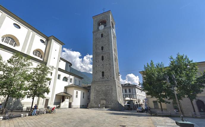 Sondrio - Piazza Campello