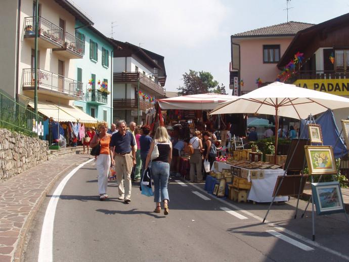 Festa di via Monte Bianco