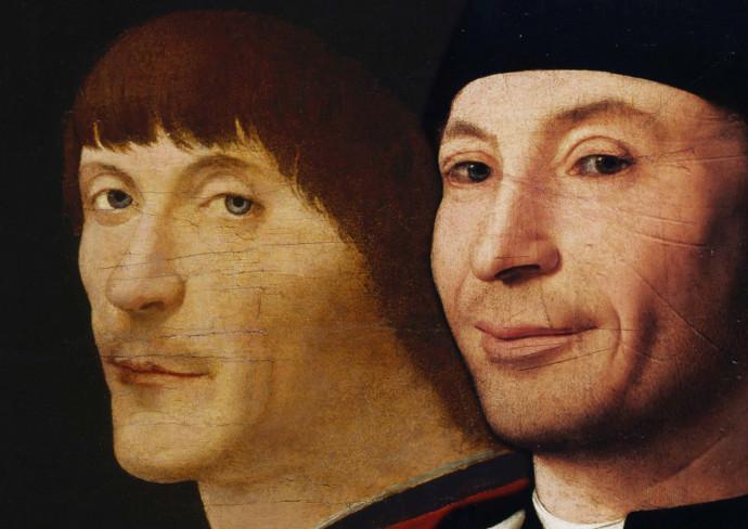Oltre lo sguardo. Antonello da Messina a Pavia