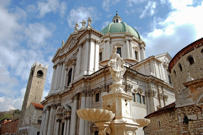 Guided tours in Brescia