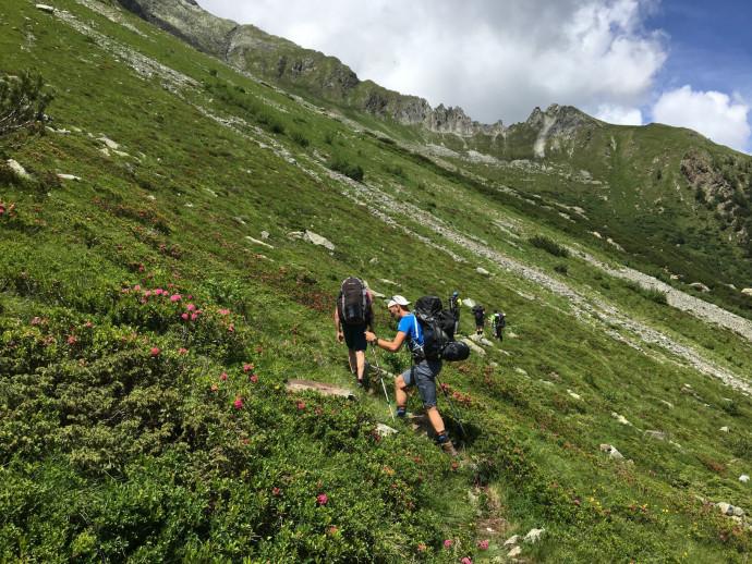 Campus esperienziale - Pensare come una montagna