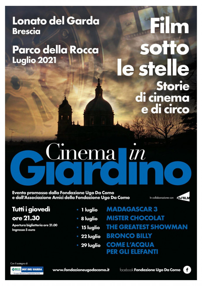 Cinema in Giardino