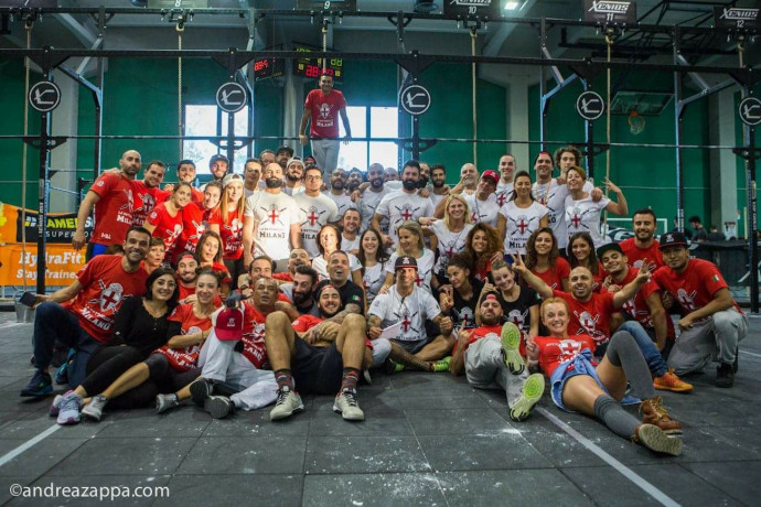 Italian Fitness Challenge