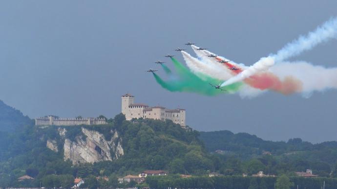 Air Show delle Frecce Tricolori