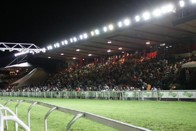 Inaugurazione stagione estiva di corse delle Bettole