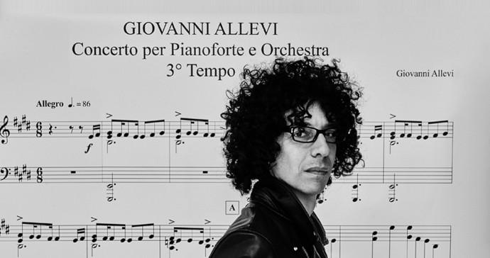 Giovanni Allevi ©PierpaoloFerrari