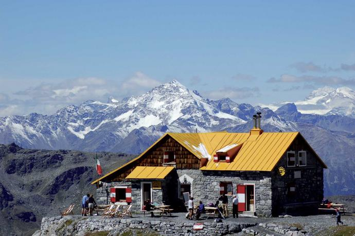 High altitude lodges