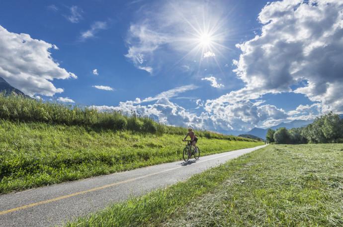 Valmalenco - sentiero della Valtellina