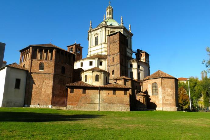 Basilica di San Lorenzo Milano