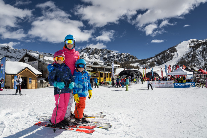 Ski pass provinciale under 16