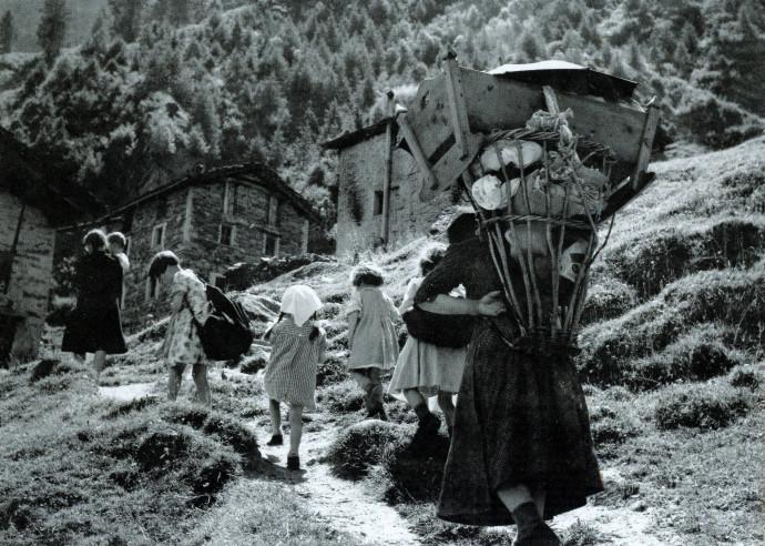 La strada cavallera del Muretto