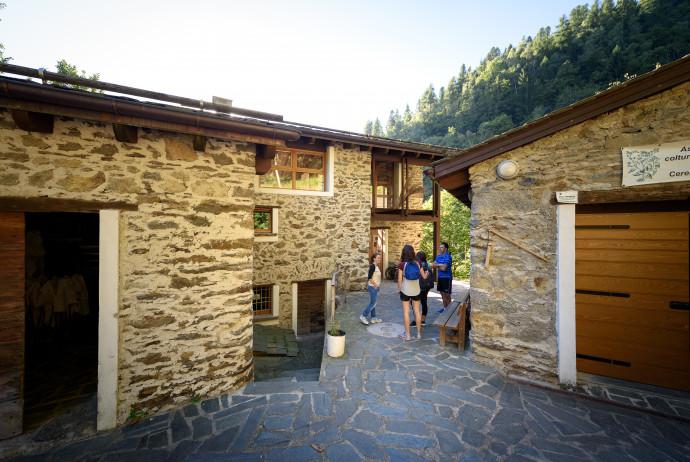 Mulino Menaglio Teglio di Valtellina
