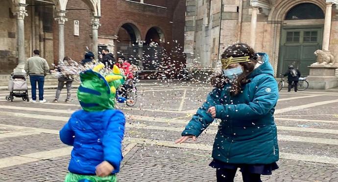 Tempo di Carnevale a Cremona