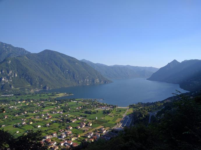 Dal Lago d'Idro a Salò