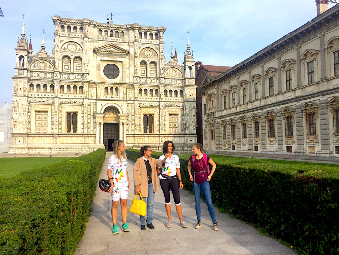 Da Milano a Pavia