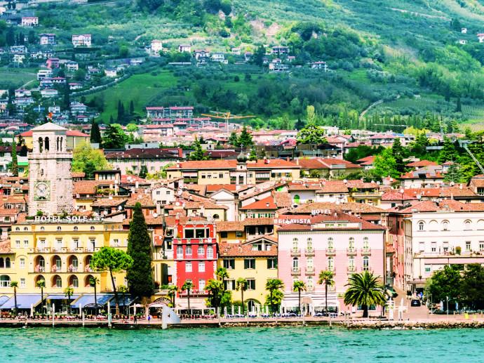 From Riva del Garda to Salò