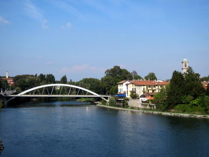 From Cassano d'Adda to Bergamo
