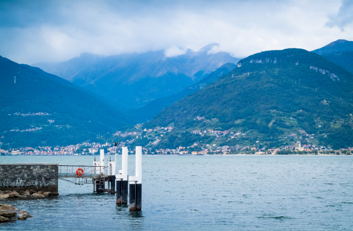 From Colico Piano to Lecco