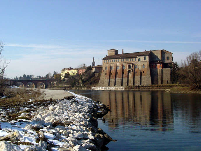 From Cassano d'Adda to Crema