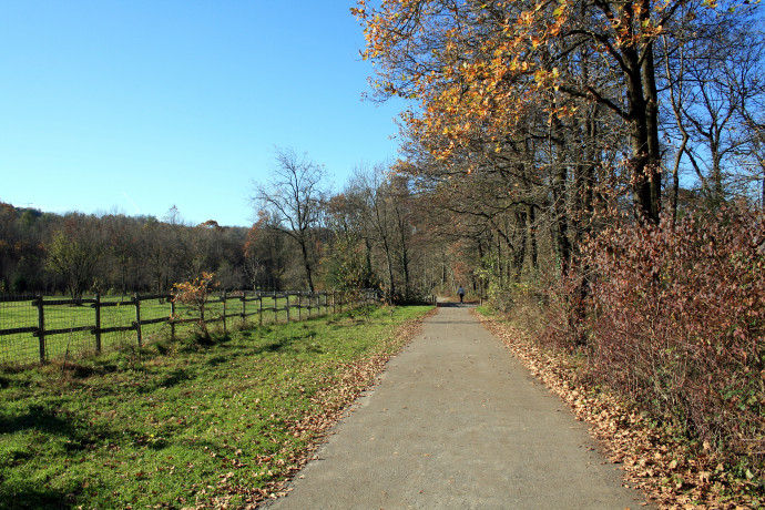 From the Old Town of Bergamo to the Chitò path in the Imagna valley