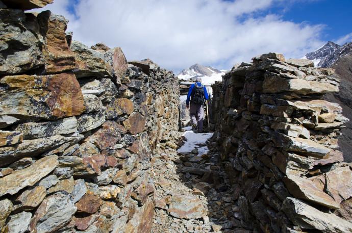 Escursioni narrate: dal Rifugio Berni al Piz di Vallumbrina
