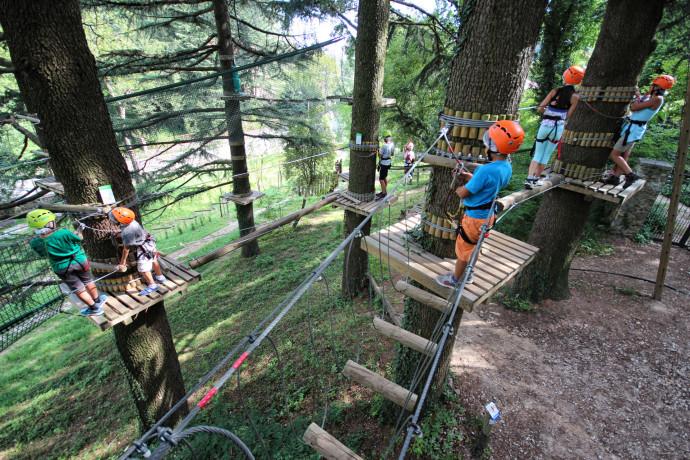 Adventure Park Villaggio Cagnola