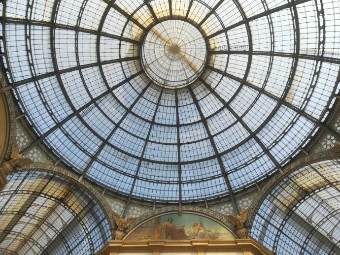 Art in Milan