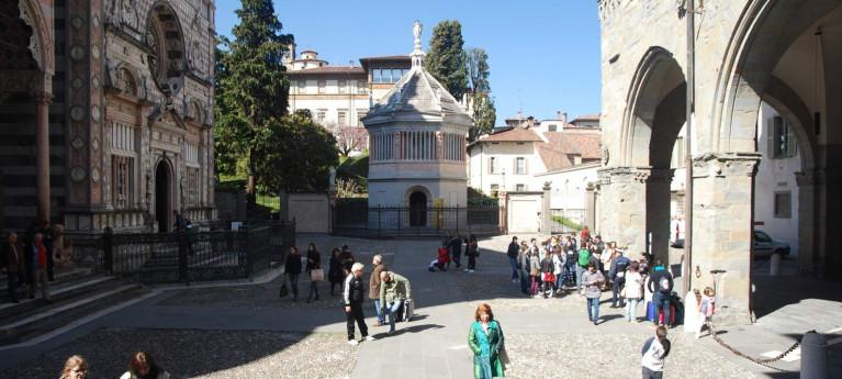 Across Bergamo - Elisabetta Campanini