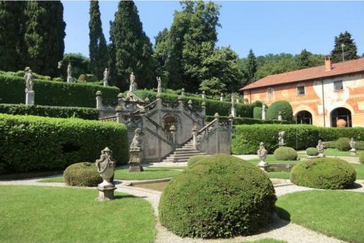 Villa Sommi Picenardi a Olgiate Molgora