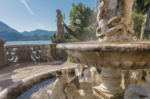 Concerto del Coro Alpino Lecchese a Villa Monastero di Varenna