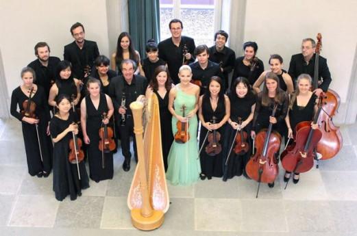 Anastasiya Petryshak in concerto