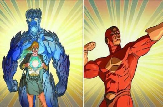 Supereroi e Non!