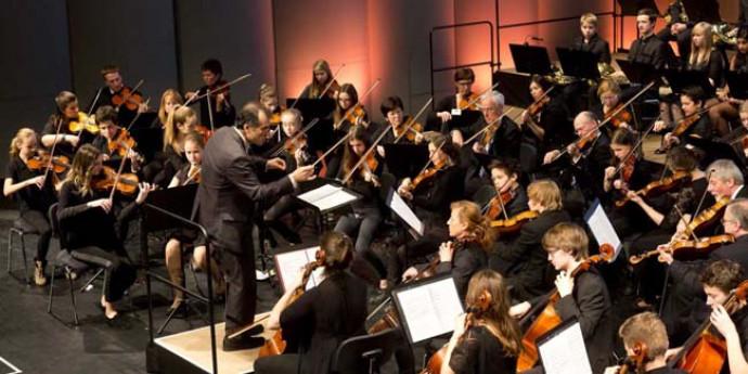 Orchestra Feldkirch in concerto