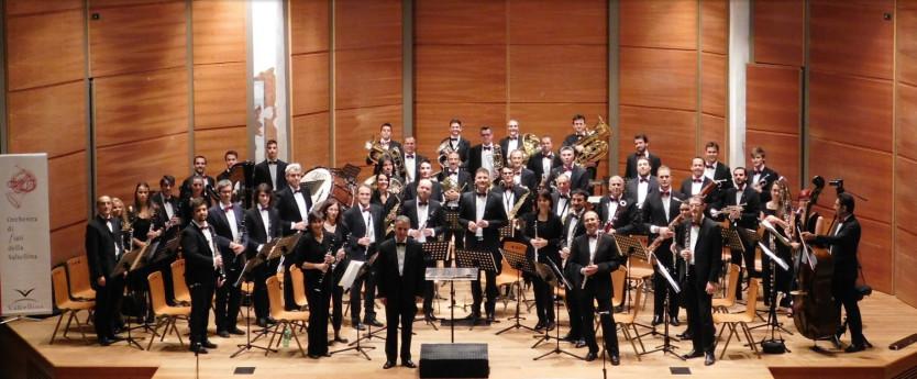 Orchestra I fiati della Valtellina