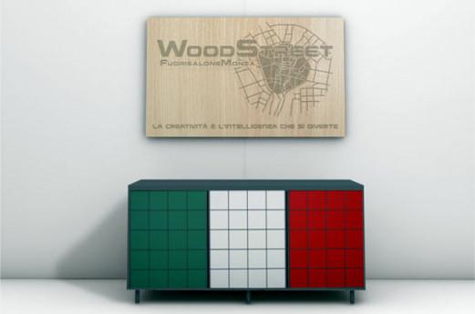 Woodstreet – Fuorisalone Monza