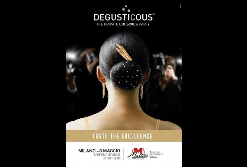DEGUSTICOUS – The Private Couscous Party