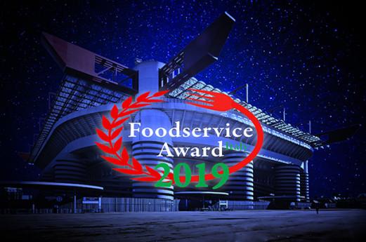 Foodservice Award Italy 2019