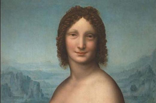OmoGirando Leonardo e il Salaì