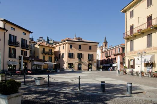 Menaggio Piazza Garibaldi