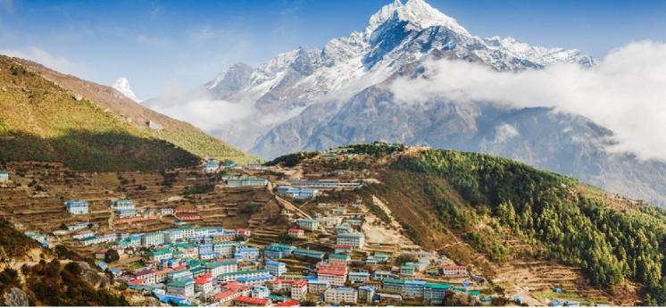 Alessandro Zuzic - Nepal, gioiello del mondo