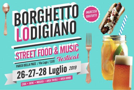 Street food e Music festival 2019