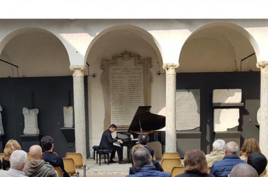 Monza week music