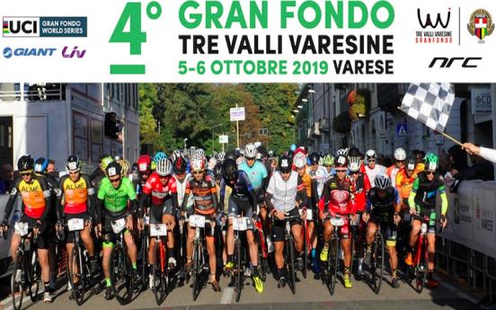 4 Gran Fondo Tre Valli Varesine - UCI GRAN FONDO WORLD CHAMPIONSHIP