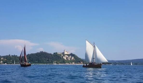 Tour in Barca a Vela Storica