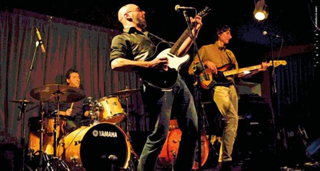 La Parrocchia del Blues – MRB Trio