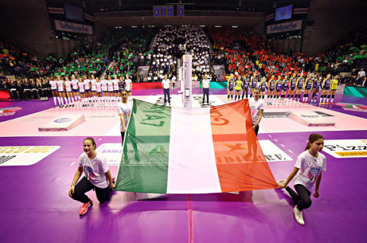 Woman's volley Supercup