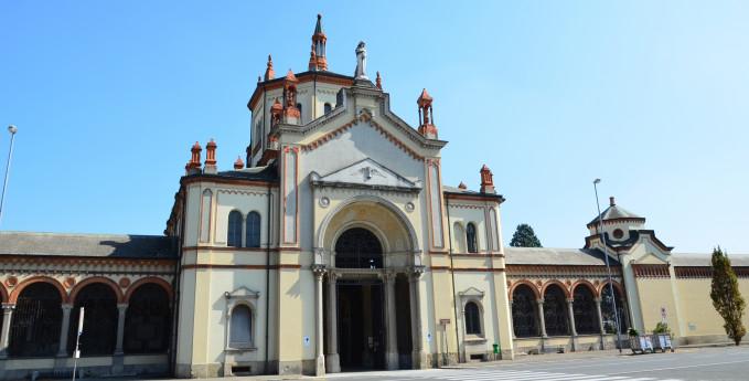 Cimitero monumentale di Pavia