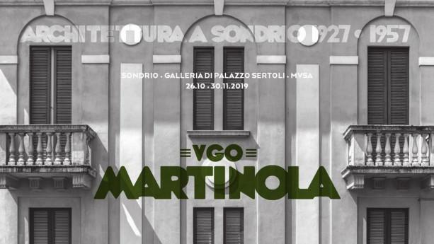 Esposizione di Ugo Martinola
